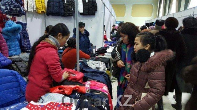80 млн тенге были сегодня потрачены на социальной ярмарке в Шымкенте