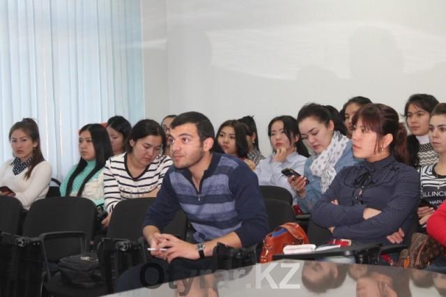 Студенты Шымкента познакомились с приложениями для бизнеса