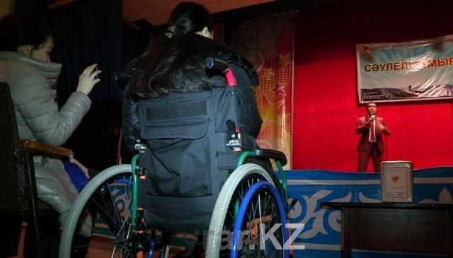 """Благотворительный концерт """"Помоги ближнему"""" прошел в Шымкенте"""