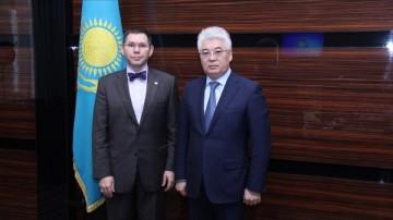 Аким ЮКО встретился с Генеральным консулом США