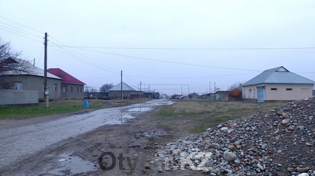 Улица Балхыбаева.