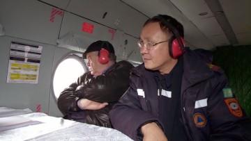 Вице-министр МВД РК проверил состояние водохранилищ ЮКО