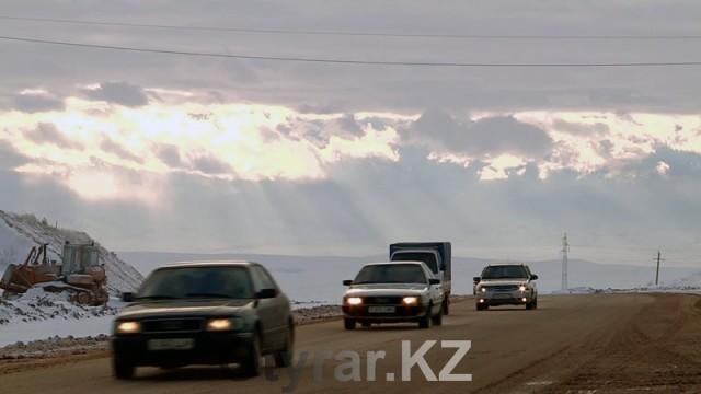 Трасса Шымкент-Ташкент открыта, а перевал Казыгурт стал безопасным