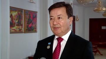 Аскар Мамырбаев