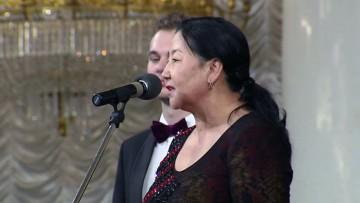 Кулия Айдарбекова