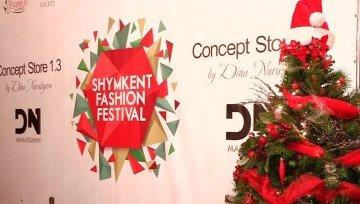 Фестиваль моды в Шымкенте