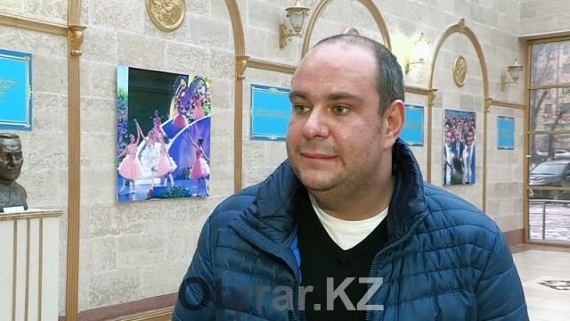 Леонид Жеребцов, казахсанский дизайнер.