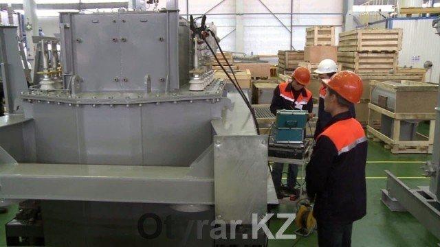 Кентауский трансформаторный освоил производство нового вида трансформаторов
