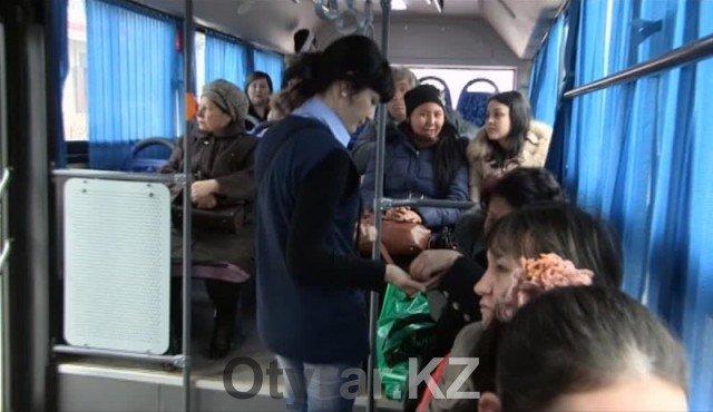 Общественный транспорт Шымкента готовят к электронному билетированию