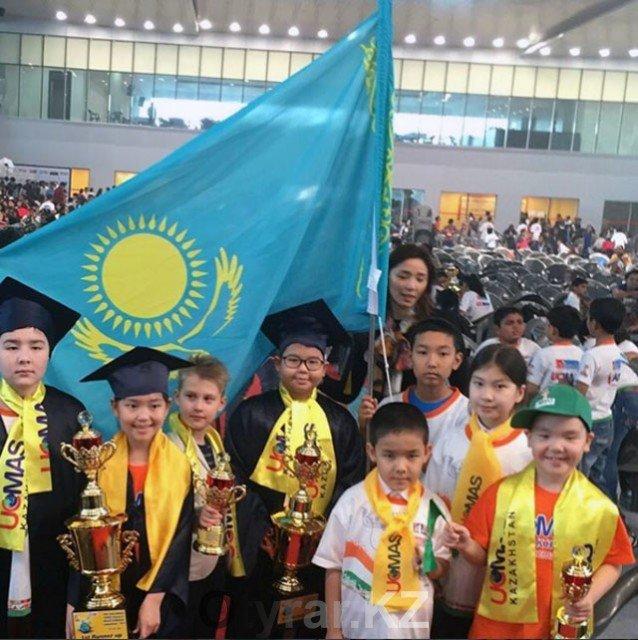 Фото //www.instagram.com/ucmas_kazakhstan/