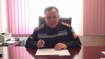 В Байдибекском районе ЮКО из снежного плена спасли беременную женщину