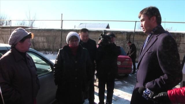 100 дней у власти: объезд по городу с акимом Шымкента