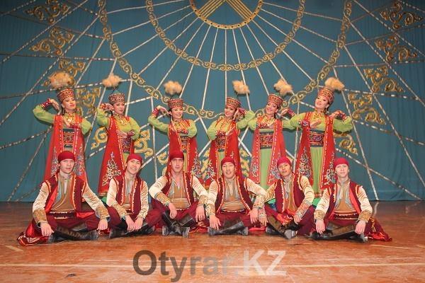 """Танцевальный коллектив """"Қазына"""" победил на международном конкурсе"""
