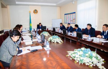 В Шымкенте открытым конкурсом назначены директоры двух школ