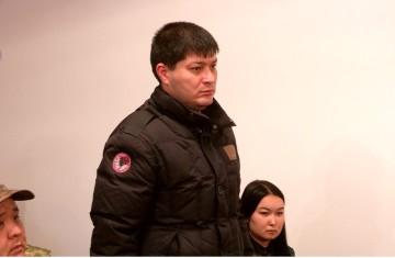 Старший офицер департамента госдоходов ЮКО Ф.Ахметов