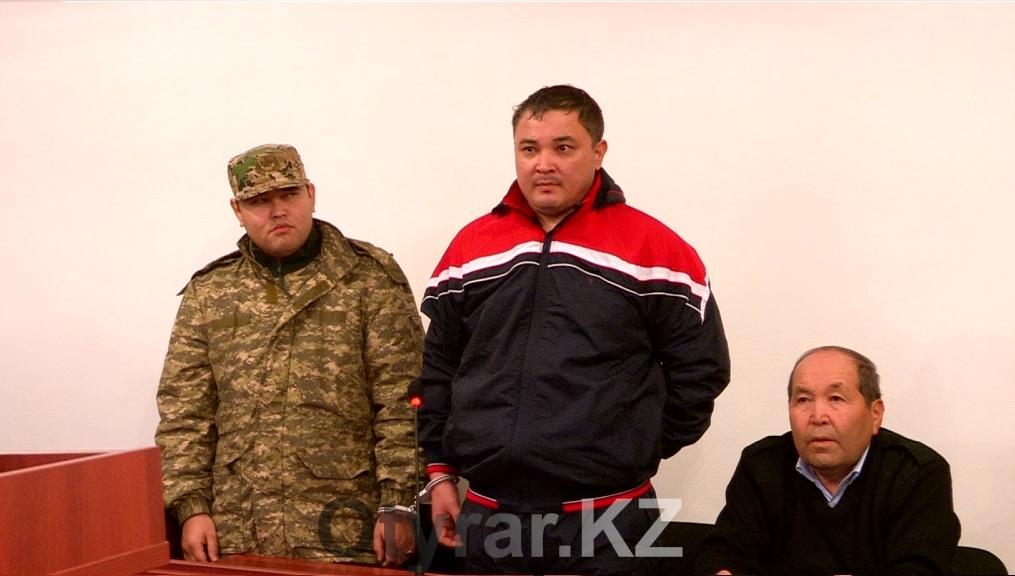 Старший следователь департамента госдоходов ЮКО Е. Усипбеков