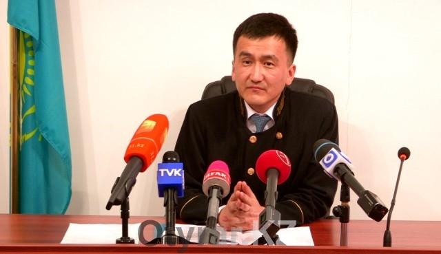 В ЮКО арестованы двое офицеров департамента госдоходов РК