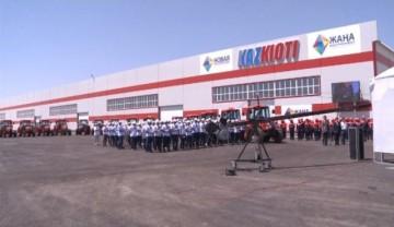 Казахстанские трактора нового образца собираются выпускать в Шымкенте