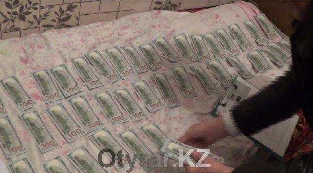 Задержан вор, похитивший сумку в которой было почти 8000 долларов