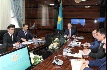 В областном акимате прошло совещание по брендированию Южного Казахстана