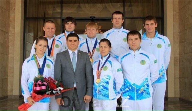Гребцы Южно-Казахстанской области начали подготовку в Беларуси