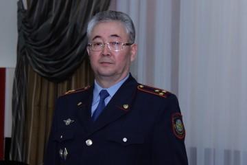 В ЮКО сформирована местная служба полиции