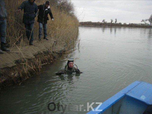 Спасатели обнаружили тело погибшего 7 января на Сырдарье рыбака