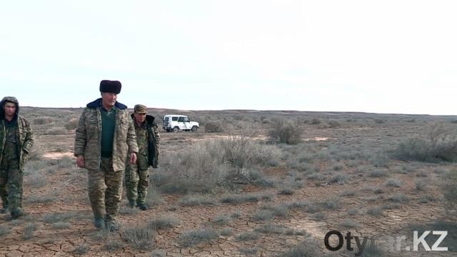 otyrar_kz-00057Землям Созакского района угрожает опустынивание