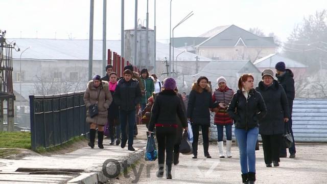 Чапаевский, или ленгерский, мост откроют в октябре 2016 года