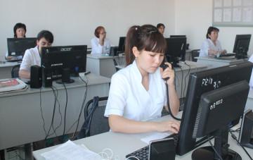 Ежедневно врачи скорой помощи Шымкента принимают до 1500 вызовов