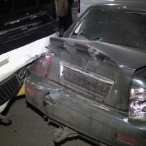 В результате крупного ДТП в Шымкенте пострадали более 20 человек и 10 автомашин