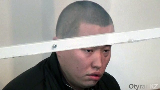 Мурат Танкеев, подсудимый.