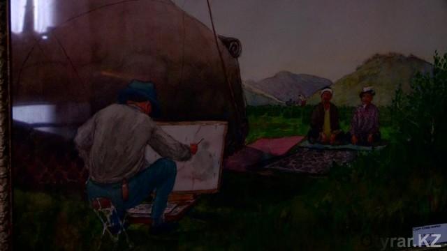 112 лет Кастееву, художник, выставка