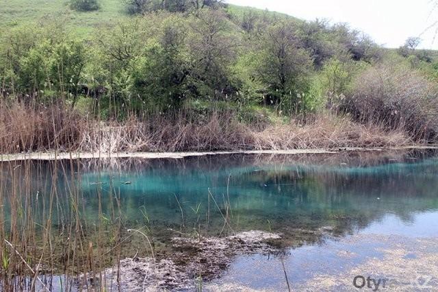 Озеро около поселка Корниловка