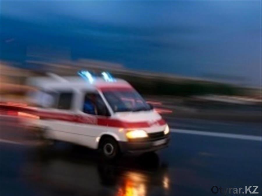 Наюге Казахстана вДТП погибли 5 человек