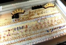 Цена на золото в Шымкенте вновь растет