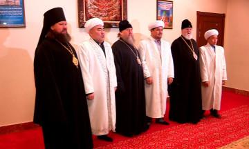 Верховные священнослужители христианского и мусульманского духовенства обсудили вопрос единства