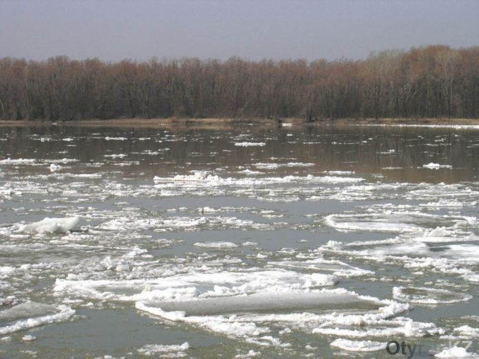 ледостав на реке