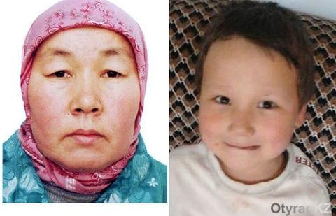 Подозреваемая в похищении мальчика в ЮКО явилась в полицию