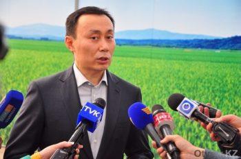 Министр сельского хозяйства РК