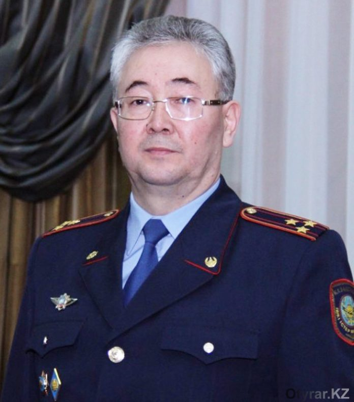 Балтабек Абылаев