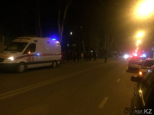 Авария в Шымкенте. Погибла девушка
