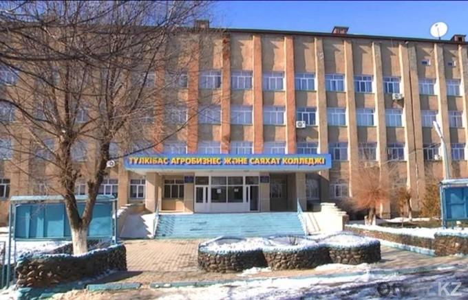 Колледж агробизнеса и туризма поселка Турара Рыскула Тюлькубасского района