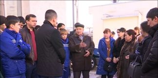 В Шымкенте начались сокращения работников