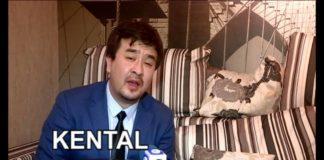 """Артист Кентал спел для зрителей телеканала """"Отырар TV"""""""