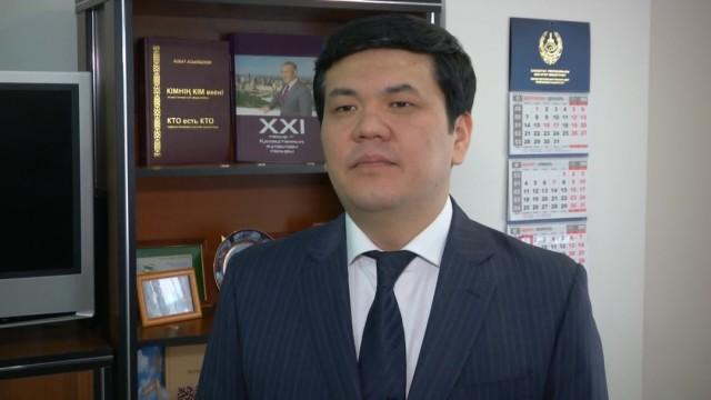 Алмас Садубаев.