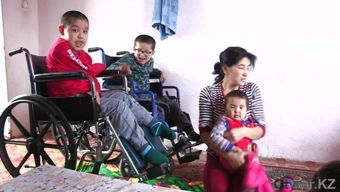 Шымкентская семья нуждается в помощи и поддержке