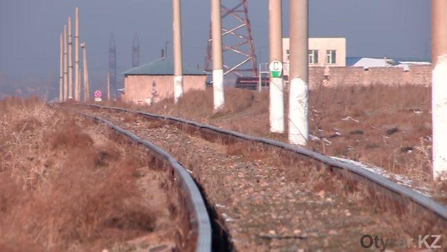 Дорога в поселок Тогуз