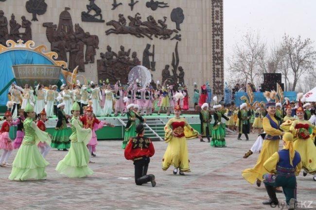 В советское время запретили праздновать наруыз