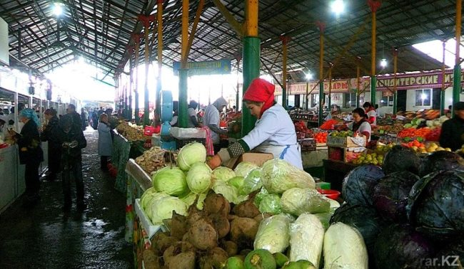 Цены на зелень и грибы сравнялась со стоимостью мяса